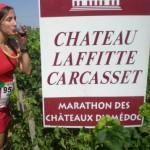 Marathon du Médoc 2012 - Course et vin rouge... week-end de rêve!