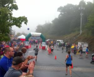 Demi-Marathon de St-John Nouveau-Brunswick, Canada