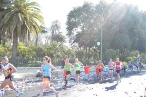 Séville 2014 - km 32