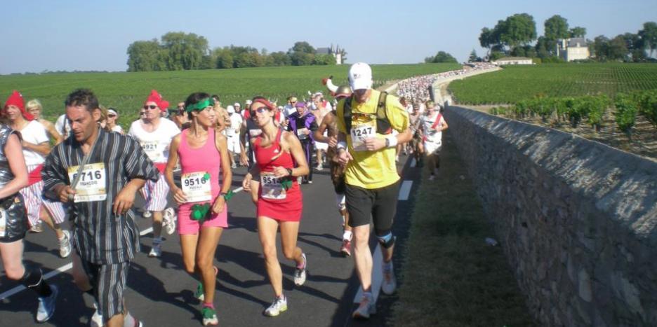 Marathon du Médoc 2012 - week-end de rêve!
