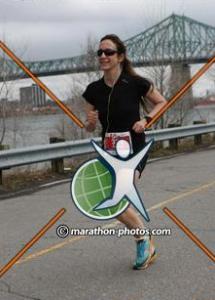 Demi-marathon Scotia de Montréal, avril 2014
