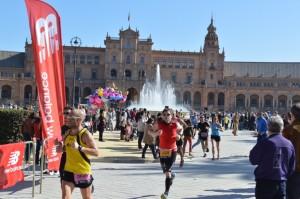 Marathon de Séville 2014