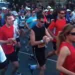 Demi-Marathon de Toronto Goodlife 2012