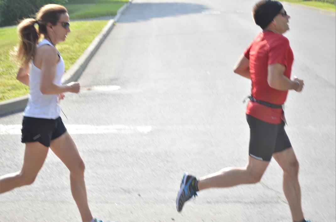 Demi-marathon de Coaticook 2014