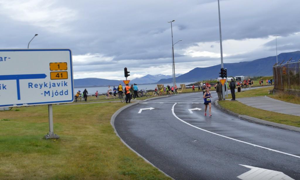 Fourche demi/marathon à Reykjavik