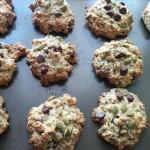 Mon biscuit-marathon.