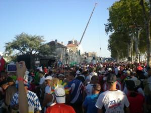 Marathon du Médoc - Départ