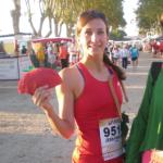 Fin du Marathon du Médoc 2012