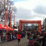 Demi-marathon de la Vallée de St-Sauveur 2013