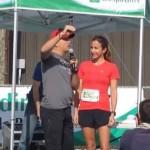 Marathon de la Vallée de la Rouge, Québec, 2013, 1ère femme, 3h14